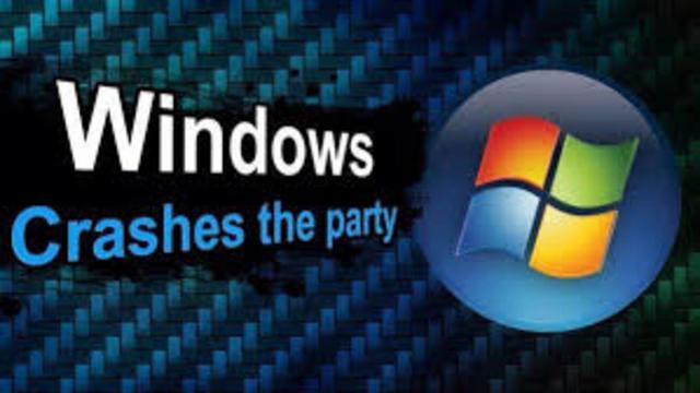 Windows crashes ultimate