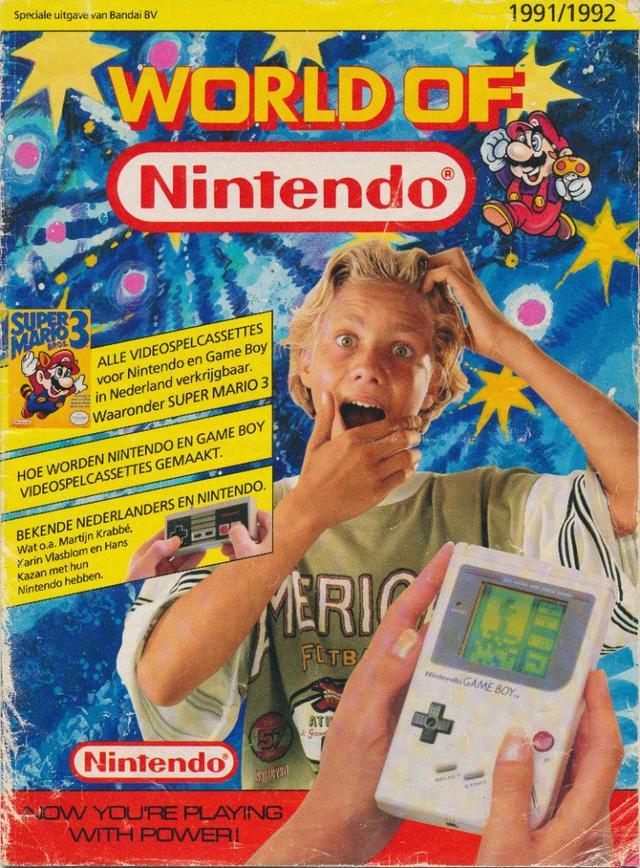 Gamegeschiedenis