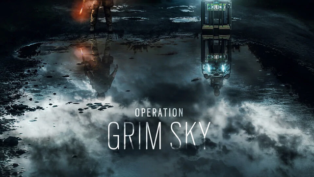 Rainbow Six Siege Operation Grim Sky