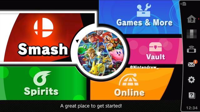 Super Smash Bros. Ultimate Spirits