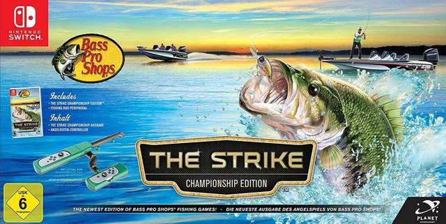 Bass Pro Shops: The Strike - Championship Edition