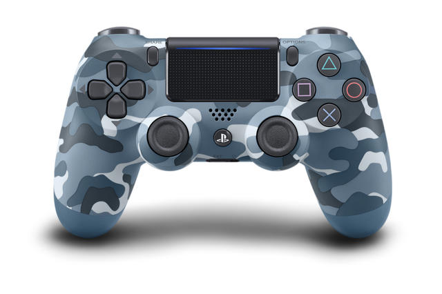 BlueCamouflage controller