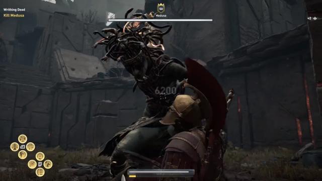 Assassin's Creed Odyssey Medusa