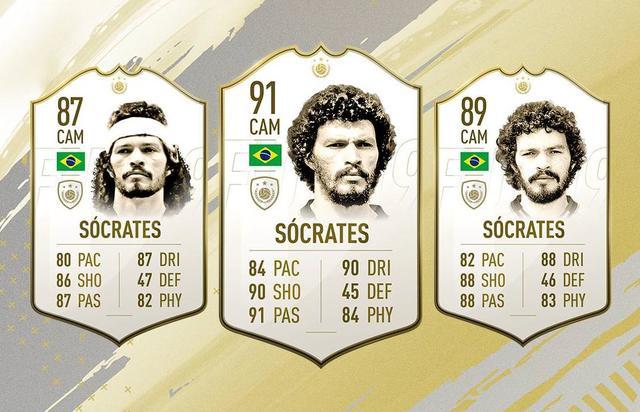 Sócrates Fifa 19 Ultimate Team