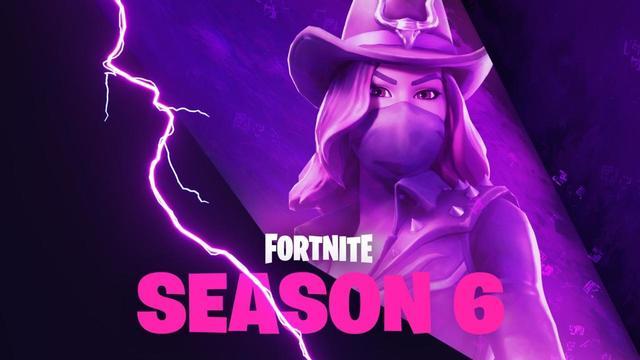 Fortnite seizoen 6
