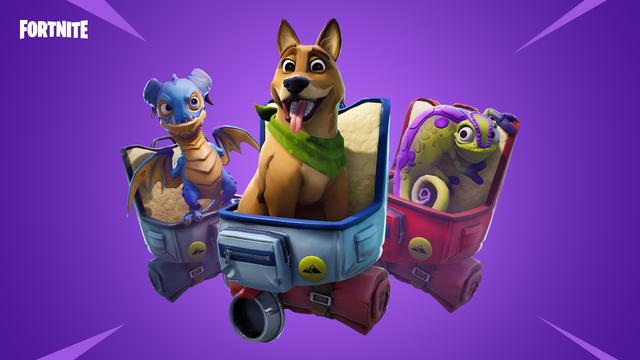 Season 6 Fortnite Pets
