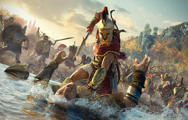 Assassin's Creed Oddyssey