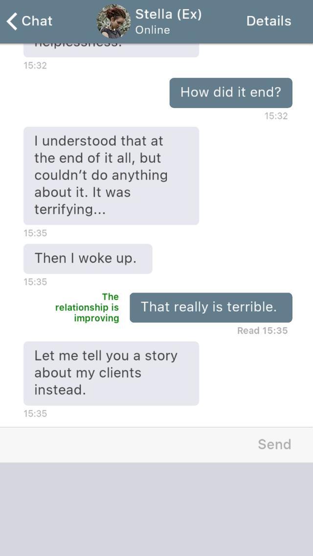 App tegen verveling: I Am Innocent