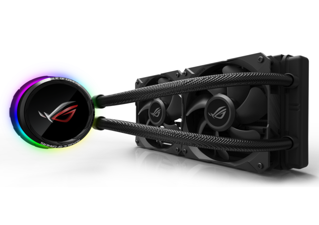 Asus ROG cooling