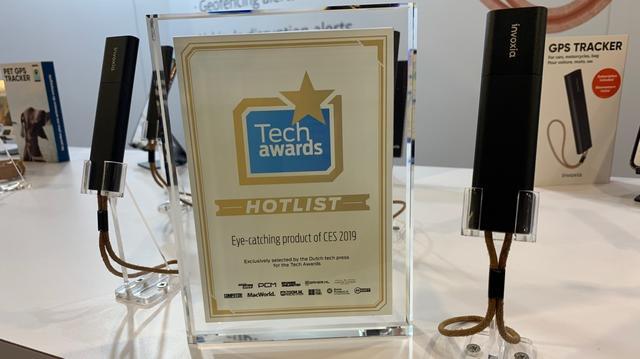 Tech Award Hotlist CES 2019