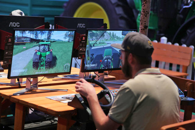 Farm Simulator