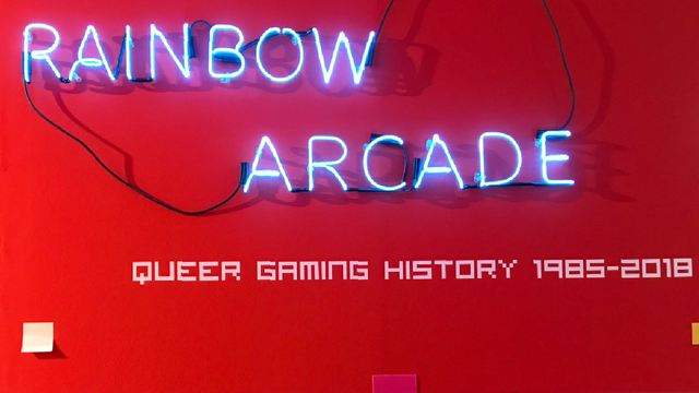 Rainbow Arcade