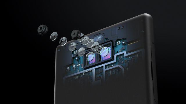 De Xperia 10 en de Xperia 10 Plus hebben een dubbele camera