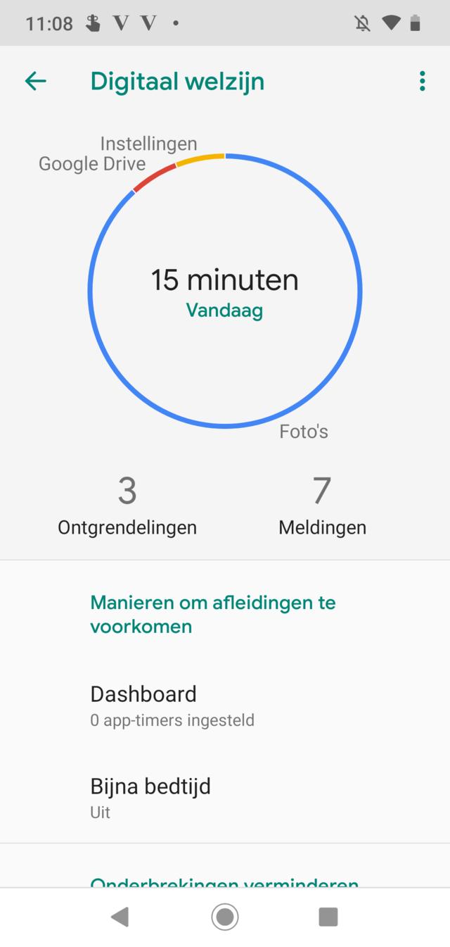 Motorola Moto G7 screenshot
