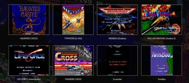 Konami Arcade Collection