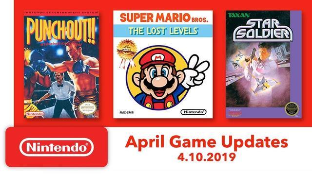 Nintendo Update