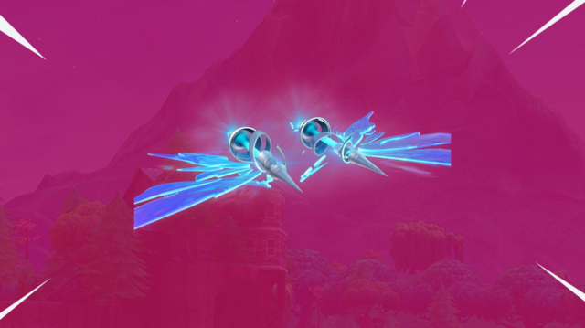Arcana Glider Fortnite