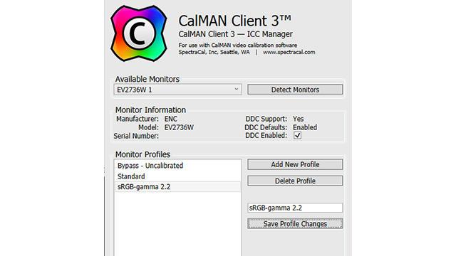 Monitor kalibreren met kleurmeter