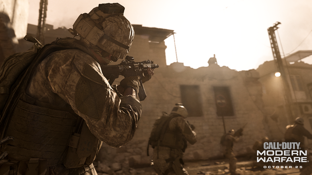 Modern Warfare, cod, call of duty