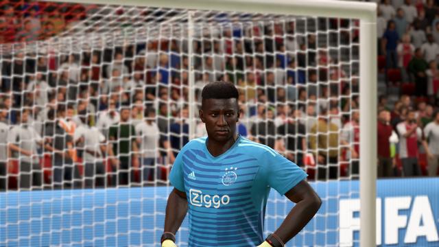 André Onana Fifa 19