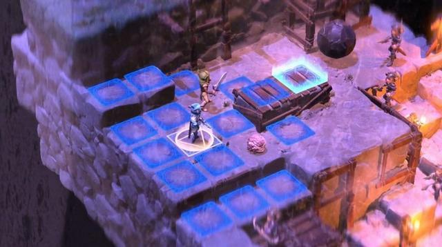 Dark Crystal Age of Resistance Tactics