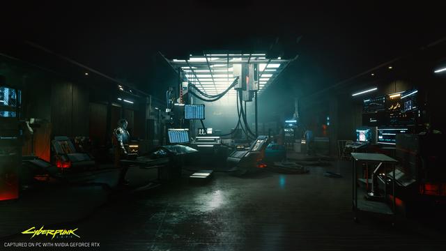 Cyberpunk 2077 4K RTX 2