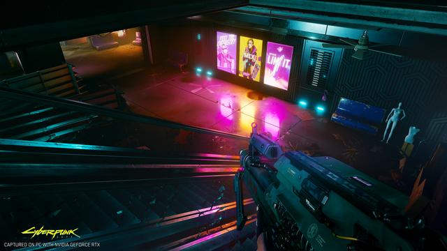 Cyberpunk 2077 4K RTX