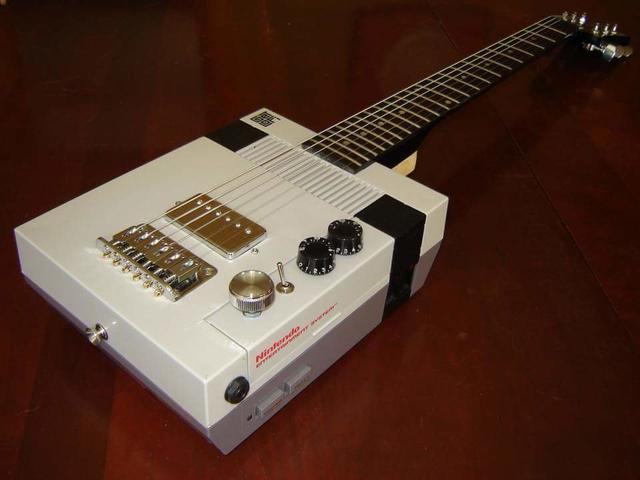 NES gitaar