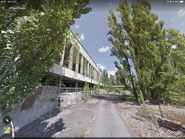 Check je hotel voor vertrek op Google Earth en Street View
