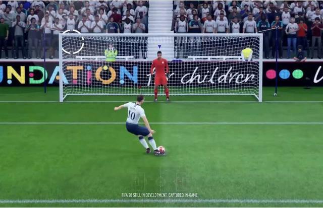 Fifa 20 penalty Harry Kane