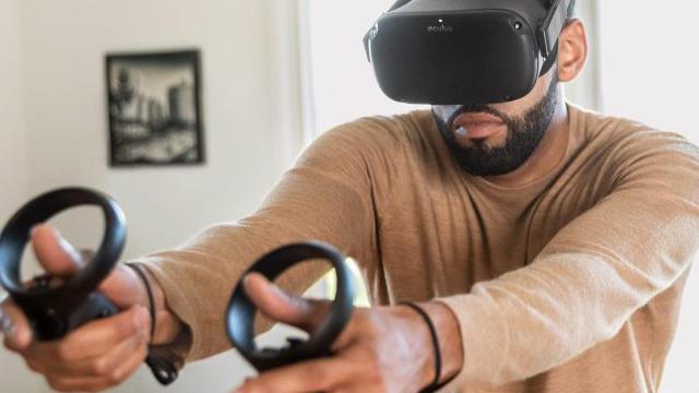 Virtual reality-ontwikkelingen