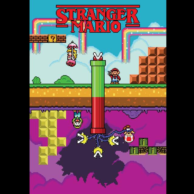 Stranger Mario