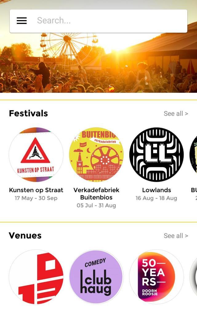Muziek apps