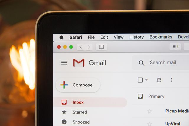 Opmaak in emails