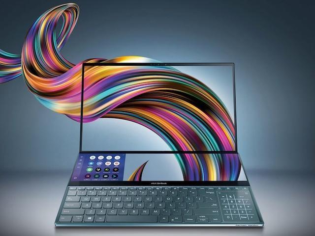 Asus ZenBook Pro Duo UX58