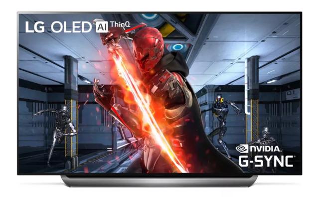 LG OLED 9 G-Sync