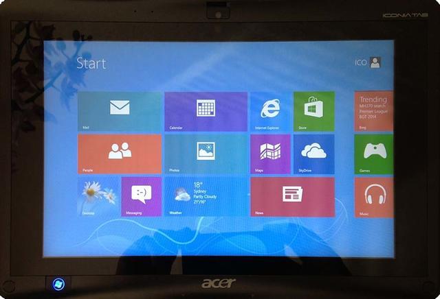 Een (Windows) tablet heeft meestal vast gesoldeerde RAM-chips aan boord; uitbreiden kun je dan vergeten