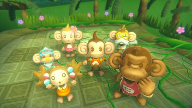 Super Monkey Bal Banana Blitz HD