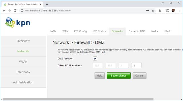 Router DMZ