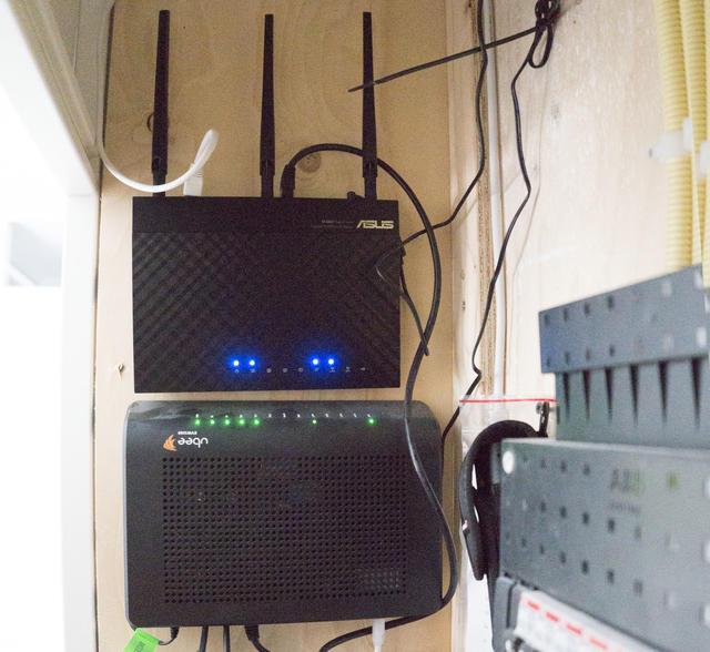 Eigen router