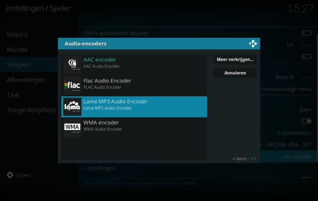 audio-encoders