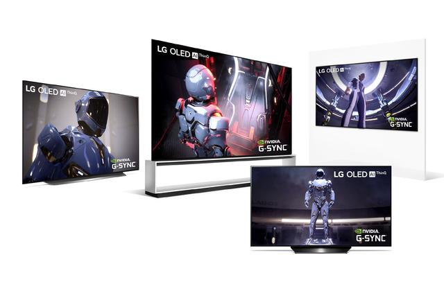 LG OLED Line-up