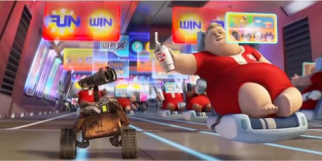 Segway Pod WALL-E