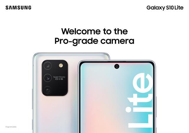 S10 Lite camera