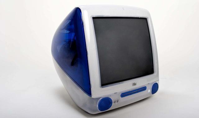 De kleurrijke iMac G3 was de eerste pc die volledig brak met legacy-connectoren en alleen over USB beschikte