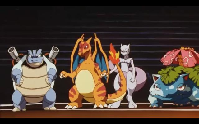 Pokémon Kloons