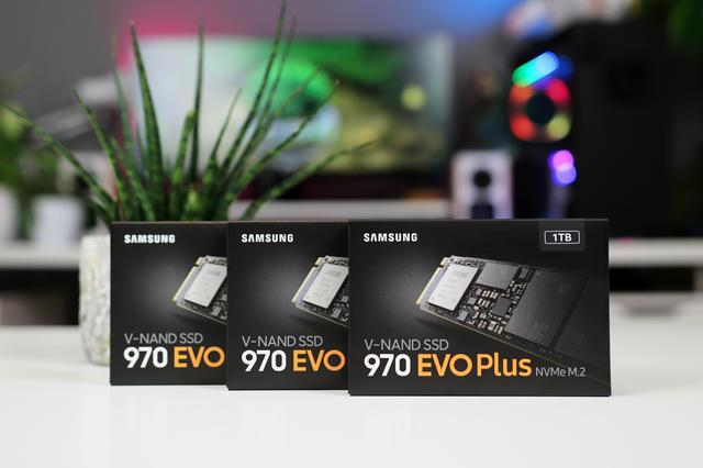 Samsung 970 Evo Plus 1
