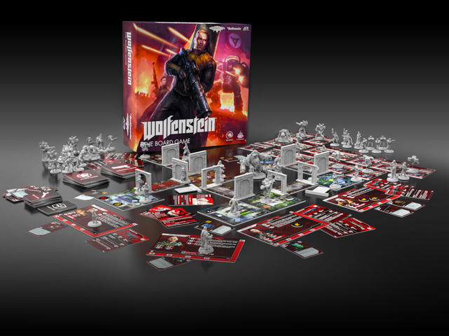 Wolfenstein boardgame
