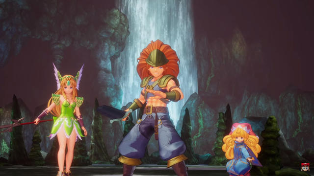 Trial of Mana