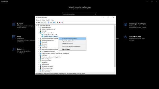 Windows 10-problemen: beeldscherm